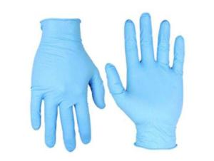 Schutz-Handschuhe Infektionsschutzkleidung covid19