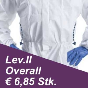 overall infektionsschutz level 2 angebot € 6,85